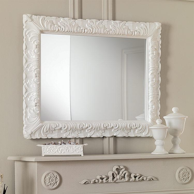 Galleria immagini specchi - Specchi con cornice argento ikea ...